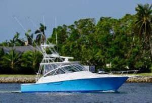 Used Viking Open Sports Fishing Boat For Sale