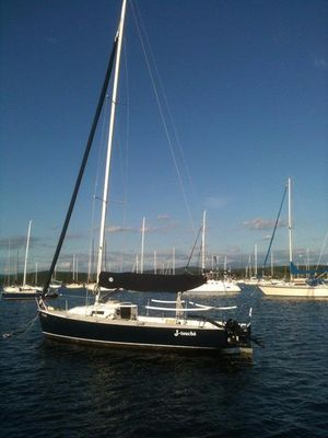 Used J Boats 80 Racer and Cruiser Sailboat For Sale