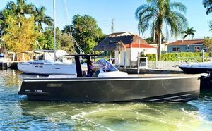 Used Fjord 36' Xpress Cruiser Boat For Sale