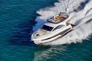 New Schaefer 510 Flybridge Boat For Sale