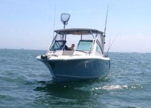 Used Sailfish 245 DC Cruiser Boat For Sale