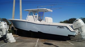 New Invincible 36 Open Fisherman Center Console Fishing Boat For Sale
