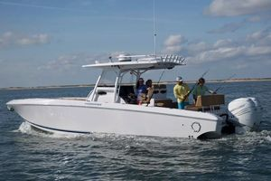 New Fountain 34 CC Sports Fishing Boat For Sale