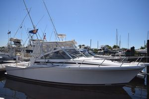 Used Blackfin Combi 31Combi 31 Saltwater Fishing Boat For Sale