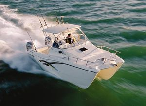 Used World Cat 270 EC270 EC Saltwater Fishing Boat For Sale
