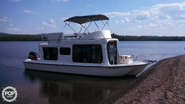 House boats for sale for Used adventure craft 28