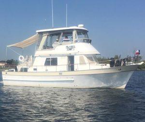 Used Present Yachts FB Sedan/aft Cabin Trawler Boat For Sale