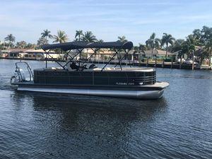 Used Coach Pontoons 250 RE Pontoon Boat For Sale