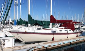 Used Lancer 36 Racer and Cruiser Sailboat For Sale