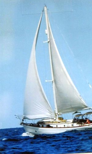 Used Rafiki 37' Cutter Sailboat For Sale