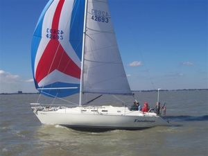 Used Sunwind 35 Sloop[ Sloop Sailboat For Sale
