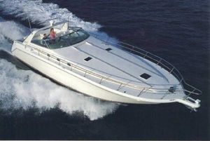 Used Sea Ray 500 Sundancer W/diesels Motor Yacht For Sale