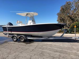 Used Regulator 23 Center Console23 Center Console Saltwater Fishing Boat For Sale