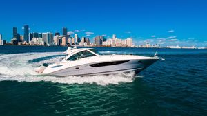 Used Sea Ray 50 Sundancer Cruiser Boat For Sale