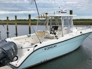 Used Century 3200 Center Console3200 Center Console Saltwater Fishing Boat For Sale