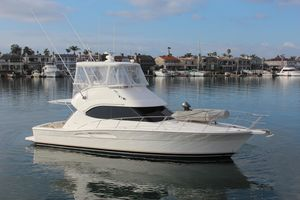 Used Riviera 40 Flybridge Sports Fishing Boat For Sale