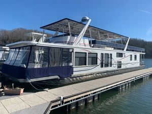 Used Sumerset 16 X 79 Houseboat16 X 79 Houseboat House Boat For Sale