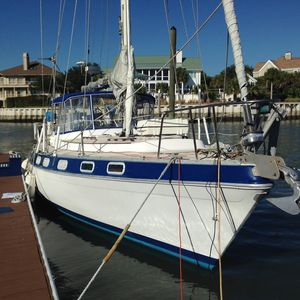 Used Morgan Classic 41 Sloop Sailboat For Sale