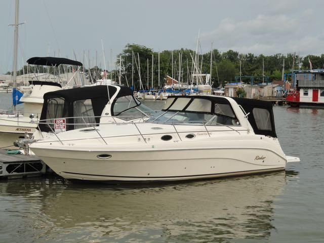 2006 Used Rinker 342 Express Cruiser Boat For Sale 98900
