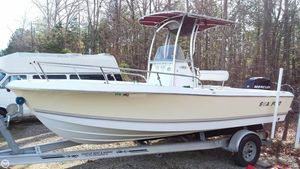 Used Sea Pro 196CC Center Console Fishing Boat For Sale