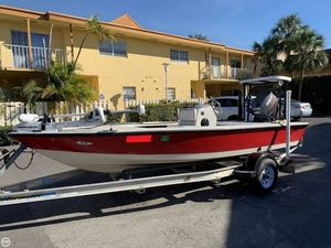 Used Hewes 16.9 Redfisher Flats Fishing Boat For Sale