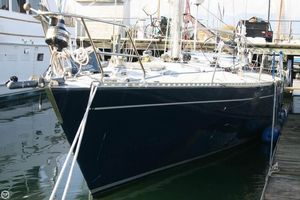 Used Doug Peterson Custom 50 Racer and Cruiser Sailboat For Sale