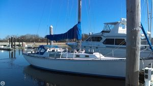 Used Capital Yachts 41/S Sloop Sailboat For Sale
