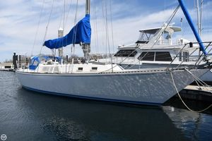 Used Capital Yachts Newport 41S Sloop Sailboat For Sale