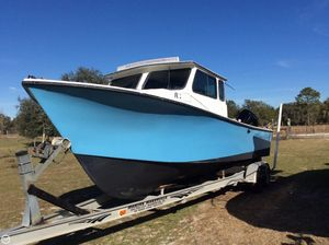 Used C-Hawk 245 C Charter Boat For Sale