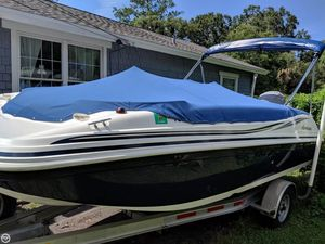 Used Hurricane SDS 188 OB Deck Boat For Sale