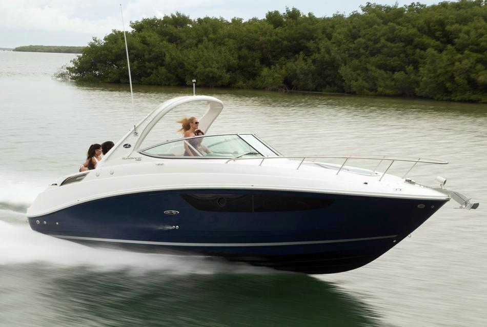 New Sea Ray 280 Sundancer 10580 Cruiser Boat For Sale