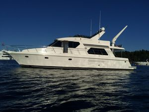 Used Compass 57 Motor Yacht For Sale