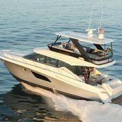 New Tiara 53 Flybridge Convertible Fishing Boat For Sale