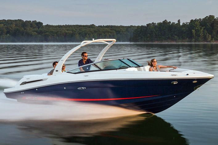 New Sea Ray 250 SLX 11028 Bowrider Boat For Sale
