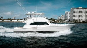 Used Riviera 58 Flybridge Convertible Fishing Boat For Sale