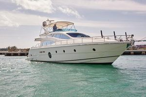 New Aicon 64 Flybridge Boat For Sale