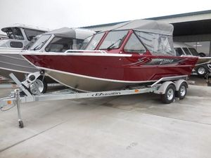 New Weldcraft 201 Maverick201 Maverick Aluminum Fishing Boat For Sale