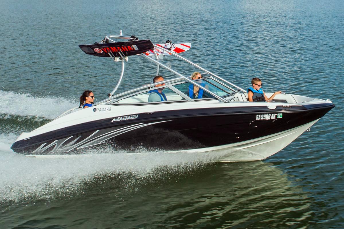 New Yamaha AR190 11356 Bowrider Boat For Sale