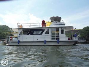 Used Gibson 36 Executive House Boat For Sale