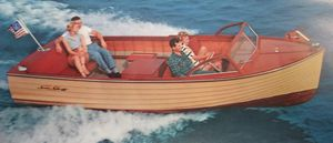 Used Chris-Craft 18 Sea Skiff Antique and Classic Boat For Sale