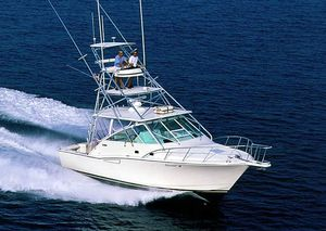 Used Cabo 35 Express35 Express Saltwater Fishing Boat For Sale