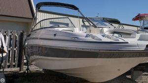 Used Larson 234 Escape Deck Boat For Sale