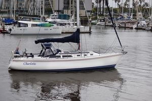 Used Catalina 34 Cruiser Sailboat For Sale