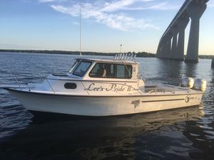 Used C-Hawk 25 Sport Cabin Cuddy Cabin Boat For Sale