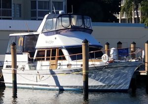 Used Marine Trader Labelle Trawler Boat For Sale