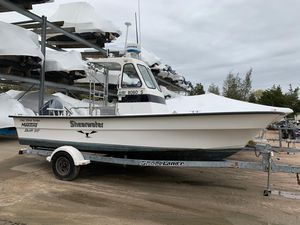 Used Maritime Skiff 20 Pioneer Center Console Fishing Boat For Sale