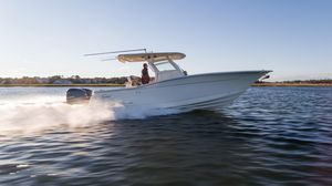 Used Scout 300 LXF300 LXF Sports Fishing Boat For Sale