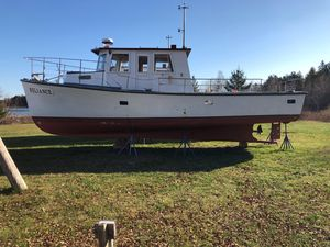 Used Repco 37 Downeast Passenger Boat For Sale