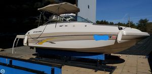 Used Four Winns 224 Funship Deck Boat For Sale