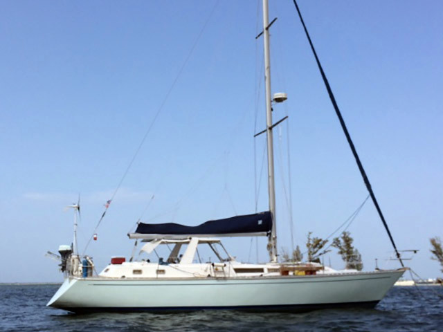 Used Gulf Star CSY Sloop Boat For Sale